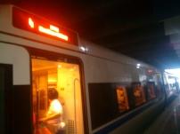 Train from Shenzhen to Guanzhou