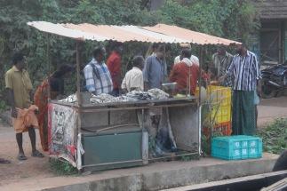 Street-side shop