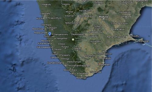 Irgendwo in Südindien...