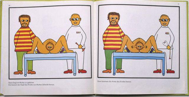 """Quelle: """"Wie Vater und Mutter ein Kind bekommen"""" von Per Holm Knudsen"""