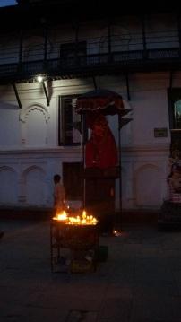 Hanuman am Durbar Square