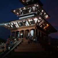 Hippie Tempel am Durbar Square