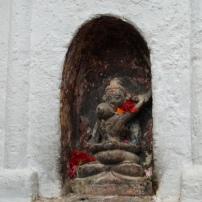 Schweinische Skulptur