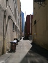these alleys where crime happens in movies do actually exist