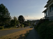 west seattle residential area