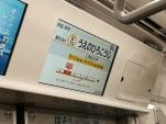 Extrem gute Übersichts-Screens in U-Bahnen