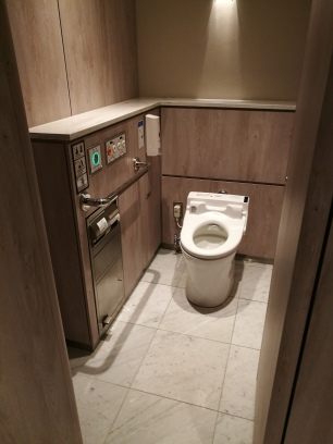 So sehen alle Toiletten in Japan aus
